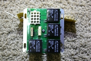 USED MOTORHOME KIB SLIDE-OUT CONTROL BOARD 16615989F FOR SALE