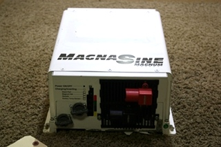 USED MS2812 MAGNA SINCE MAGNUM ENERGY MOTORHOME INVERTER CHARGER FOR SALE