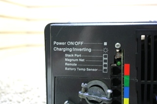 USED MAGNUM ENERGY ME2012 INVERTER CHARGER RV PARTS FOR SALE
