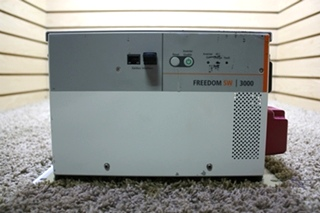 USED XANTREX FREEDOM SW 3000 INVERTER CHARGER FSW3000 RV PARTS FOR SALE