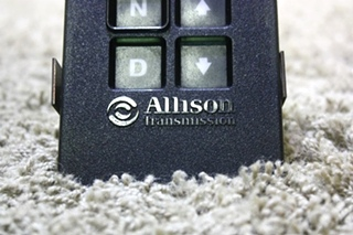 USED RV ALLISON SHIFT SELECTOR TOUCH PAD 29544831 FOR SALE