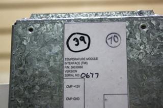 USED MOTORHOME 38030060 TEMPERATURE MODULE INTERFACE (TMI) FOR SALE
