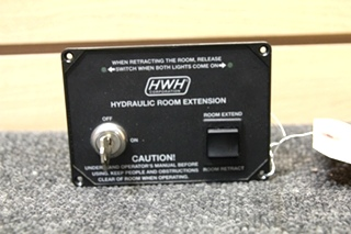 USED RV/MOTORHOME HWH HYDRAULIC ROOM EXTENSION PN: AP28642