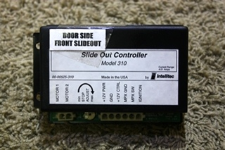 USED MOTORHOME MODEL 310 SLIDE OUT CONTROLLER BY INTELLITEC 00-00525-310 FOR SALE