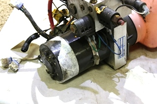 USED MOTORHOME EQUALIZER SYSTEMS S102T*4979 HYDRAULIC PUMP FOR SALE