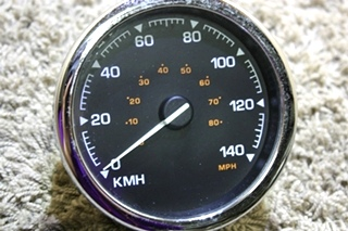 USED RV SPARTAN  5 INCH SPEEDOMETER 00041194-0J1827 FOR SALE