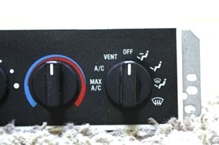 USED RV EVANS TEMPCON A/C DASH CONTROLS RV201194 FOR SALE