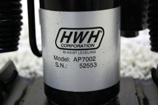 HWH LEVELING JACK AP7002 RV PARTS FOR SALE