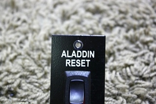 USED RV ALADDIN RESET SWITCH FOR SALE