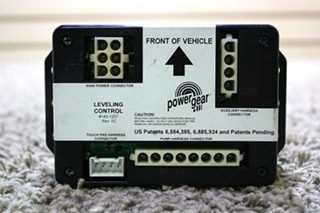 USED RV POWER GEAR LEVELING CONTROL BOARD 140-1227 FOR SALE