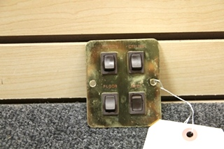 RV Dash Board Switches