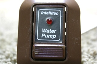 USED INTELLITEC WATER PUMP SWITCH RV PARTS FOR SALE