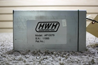 USED MOTORHOME HWH AP10079 LEVELING CONTROL BOX FOR SALE