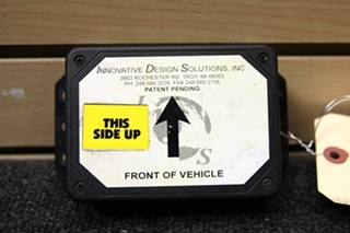 USED RV/MOTORHOME INNOVATIVE DESIGN SOLUTIONS LEVELING CONTROLLER