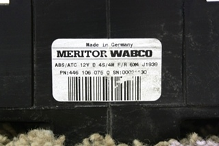 USED MOTORHOME MERITOR WABCO ABS CONTROL BOARD 4461060750 FOR SALE