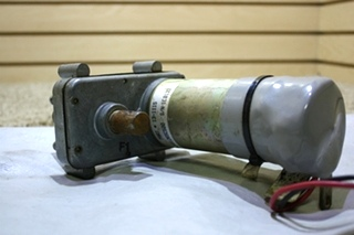 USED MOTORHOME POWER GEAR 521272 SLIDE OUT MOTOR FOR SALE