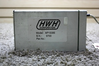 USED RV HWH LEVELING CONTROL BOX AP10086 FOR SALE