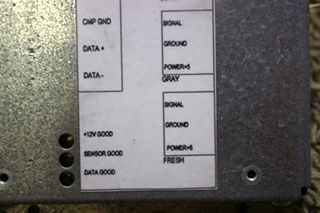 USED MOTORHOME 2505422 MARQUIS TANK LEVEL INTERFACE MODULE FOR SALE