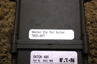 USED EATON 300199 ABS CONTROL BOARD MOTORHOME PARTS FOR SALE