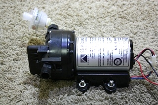 USED ES AQUAJET II POTABLE WATER PUMP 55-AQUAJET-AES RV PARTS FOR SALE