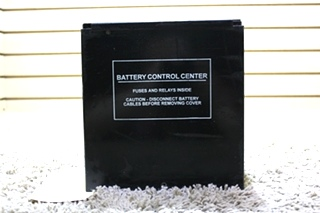 USED RV BATTERY CONTROL CENTER MOTORHOME PARTS FOR SALE