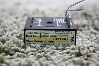 USED RV SSAC SOLID STATE TIMER KSDB1130MP FOR SALE