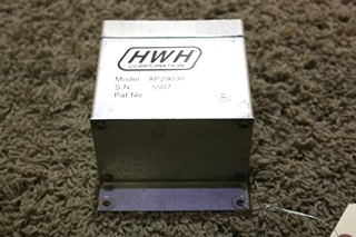 USED RV HWH AP29038 LEVELING CONTROLBOX FOR SALE