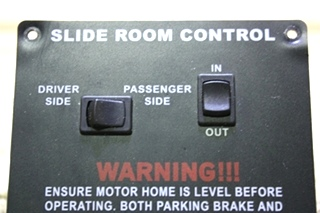 USED RV SLIDE ROOM CONTROL SWITCHES FOR SALE