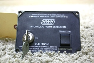 USED MOTORHOME HWH HYDRAULIC ROOM EXTENSION AP28642 FOR SALE