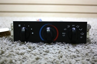 USED RV A/C DASH CONTROL SWITCHES FOR SALE