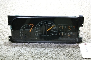 USED RV WORKHORSE 09379876 DASH CLUSTER FOR SALE