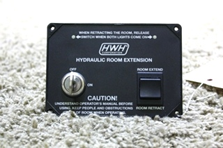 USED RV HWH HYDRAULIC ROOM EXTENSION AP28642 FOR SALE
