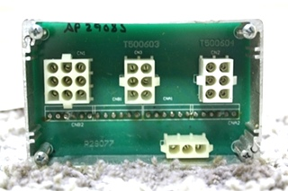 USED MOTORHOME AP29038 HWH LEVELING CONTROL BOX FOR SALE