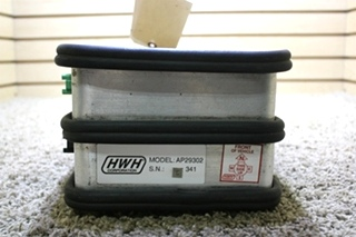 USED RV HWH LEVELING CONTROL BOX AP29302 MOTORHOME PARTS FOR SALE