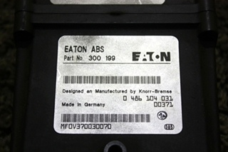 USED RV EATON ABS CONTROL BOARD 300 199 MOTORHOME PARTS FOR SALE