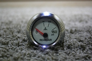 USED RV REAR AIR GAUGE 6913-00162-19 FOR SALE