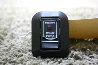 USED MOTORHOME INTELLITEC WATER PUMP SWITCH FOR SALE