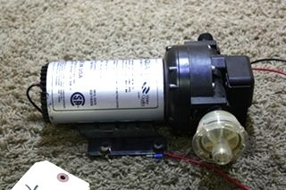 USED RV AQUAJET POTABLE WATER PUMP 5503-AV15-B636 FOR SALE