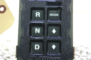 USED 29544831 ALLISON TRANSMISSION SHIFT SELECTOR TOUCH PAD FOR SALE