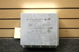 USED INTELLITEC AUTOMATIC TRANSFER SWITCH PN: 00-00803-100