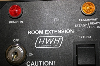 USED RV HWH ROOM EXTENSION PANEL AP22475 MOTORHOME PARTS FOR SALE