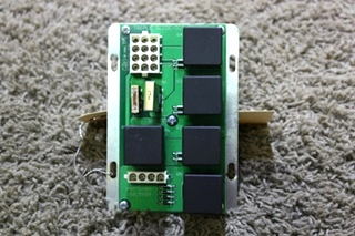 USED RV 16615988 KIB TRIPLE SLIDE OUT CONTROL BOARD MOTORHOME PARTS FOR SALE