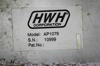 USED MOTORHOME HWH LEVELING CONTROL BOX AP1079 FOR SALE