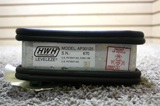 USED RV HWH LEVELEZE AP30125 MOTORHOME PARTS FOR SALE