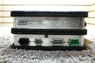 USED MOTORHOME HWH 2 RING LEVELING CONTROL BOX AP30200 FOR SALE