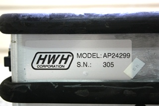 USED MOTORHOME HWH LEVELING CONRTOL AP24299 FOR SALE