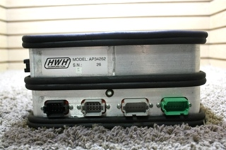 USED AP34262 HWH LEVELING CONTROL BOX RV PARTS FOR SALE