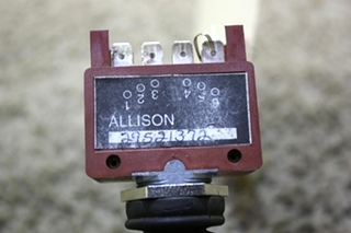 USED MOTORHOME ALLISON 29521372 JOYSTICK RV PARTS FOR SALE