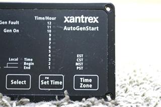 USED XANTREX AUTOGENSTART REMOTE 84-2057-00 RV PARTS FOR SALE