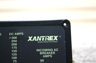 USED 84-2056-03 XANTREX HEART REMOTE MOTORHOME PARTS FOR SALE